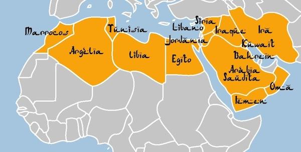 paises-arabes