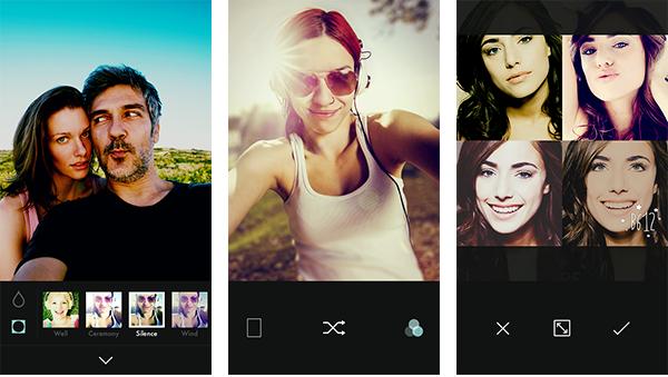 Hacer los mejores selfies con B612