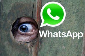 Consecuencias legales de espiar en WhatsApp