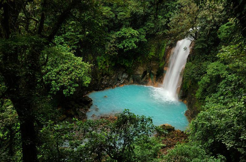 4 destino recomendados para hacer turismo en Costa Rica