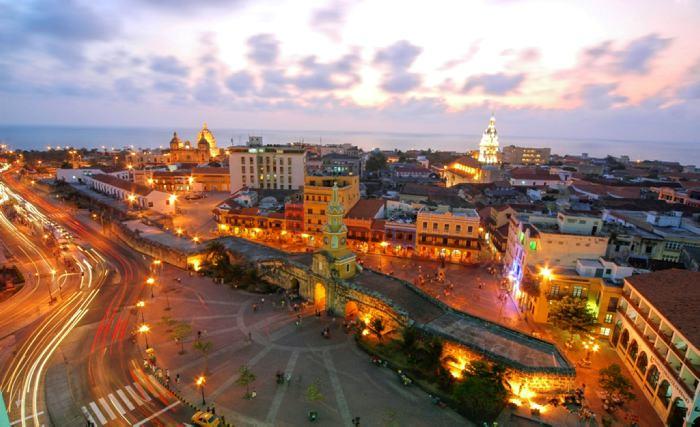 Destinos turísticos sugeridos para visitar en Colombia