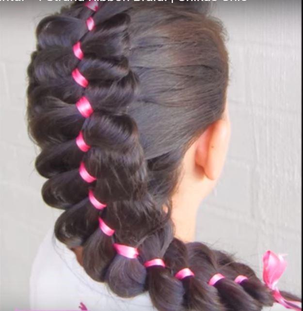 Cómo hacer peinados para niñas paso a paso