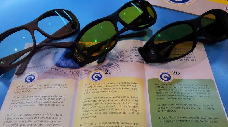 Gafas de bloqueo de la onda azul-verde para evitar el insomnio