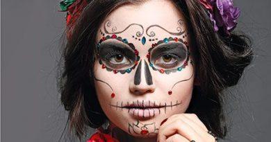 Los mejores disfraces de calaveras para Halloween