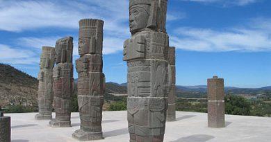 4 características de la cultura tolteca