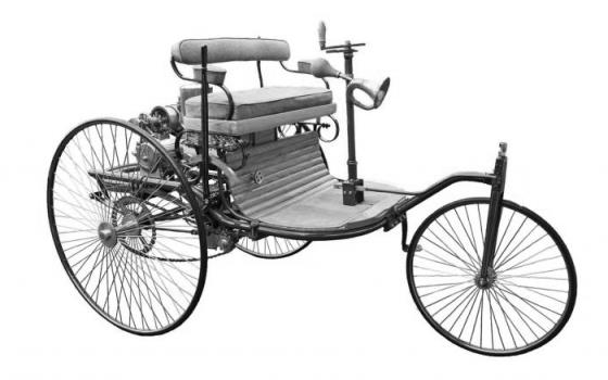 El primer automóvil
