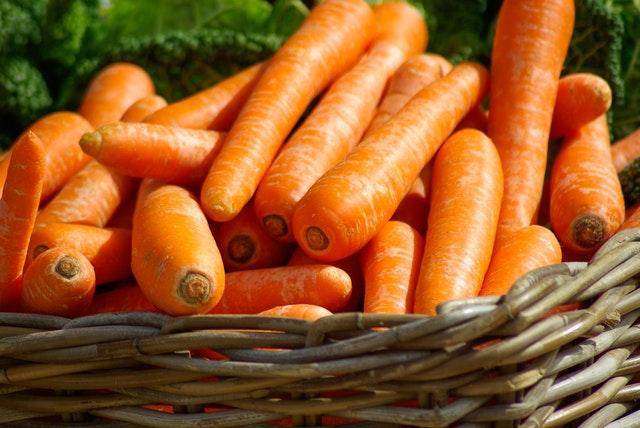 Razones que te harán incluir zanahoria en tu dieta