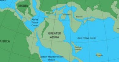 Gran Adria: el continente perdido bajo Europa
