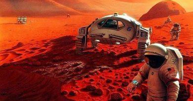 Viajar a Marte es una realidad futura
